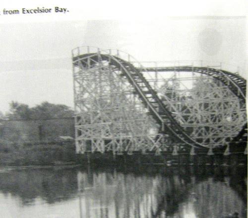 Excelsior roller coaster