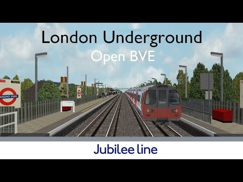 CLondoner92: Jubilee Line for OpenBVE
