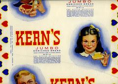 Kern's Bread Wrapper
