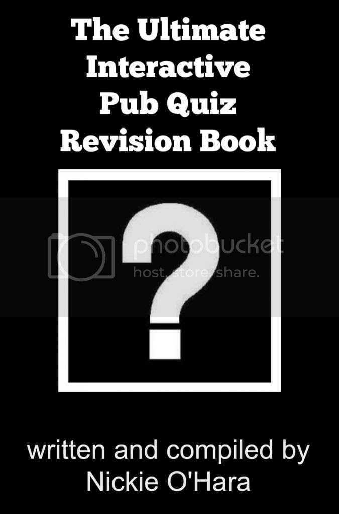 The Ultimate Interactive Pub Quiz Revision Book