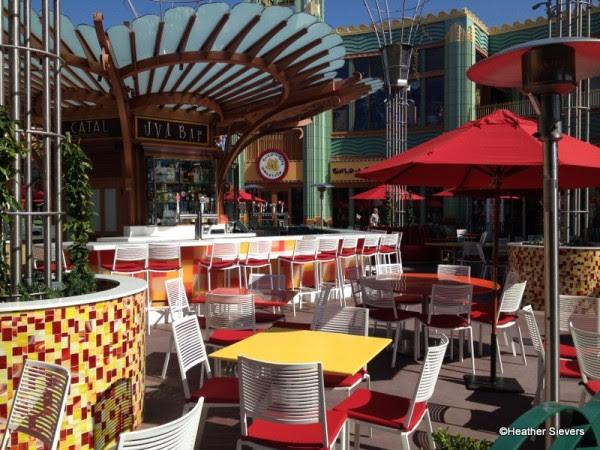 Downtown Disney's Uva Bar