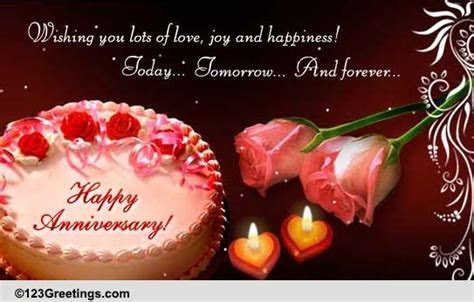 Anniversary Cards, Free Anniversary eCards, Greeting Cards