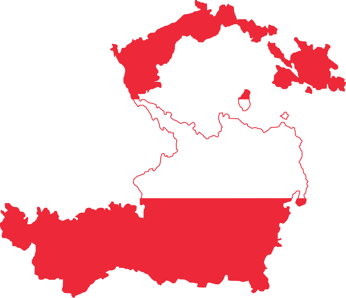 Fileflag Map Republic Of German Austria Svg Wikimedia