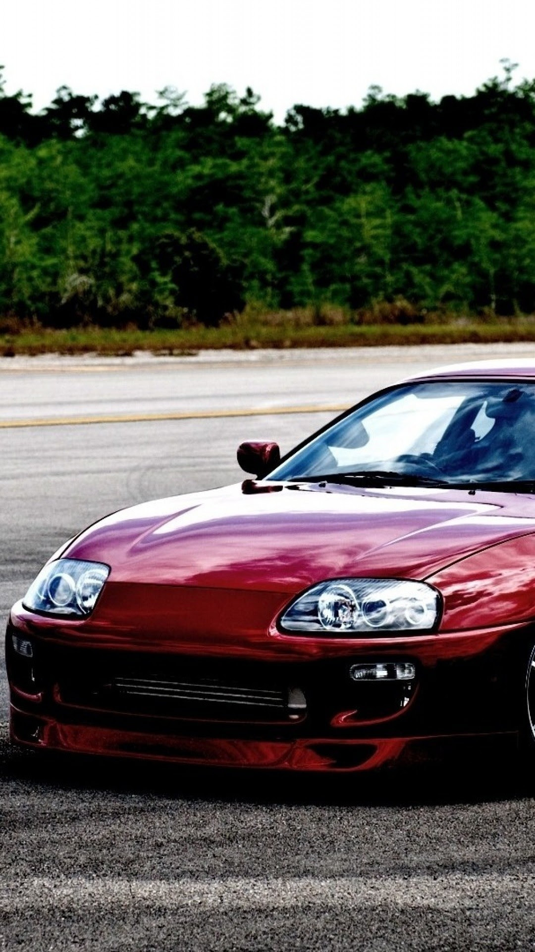 Toyota Supra Iphone Wallpaper 72 Images
