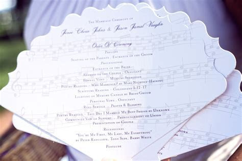 Kindly R.S.V.P. Designs' Blog: Wedding Fan Programs