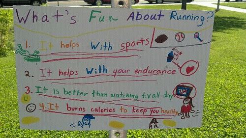 Parmenter 5K: what's fun about running? 3