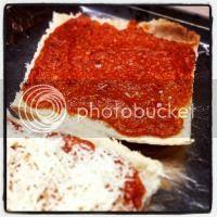 Easy Pizza Sauce  @ Hickory Ridge Studio