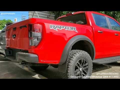Video: Ford Ranger RAPTOR 2.0L Bi-Turbo 4x4 - Race Red (Philippines) | Walk Around by Ynah Masongsong