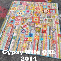 Gypsy Wife Quilt Along