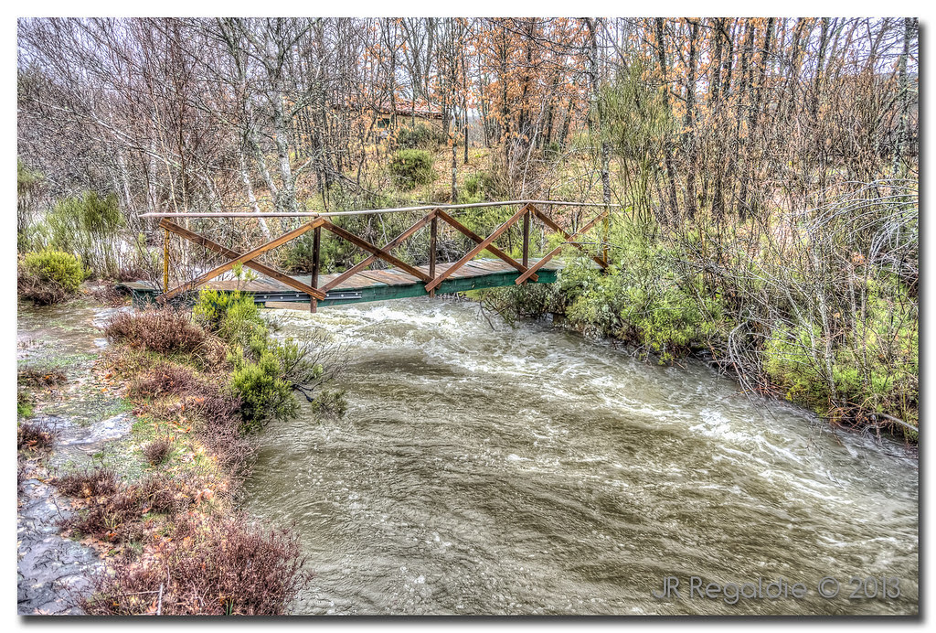 Pobre puente - Descartes #RetoHDR