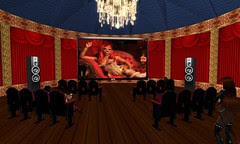 The New Theater is Open for Business!