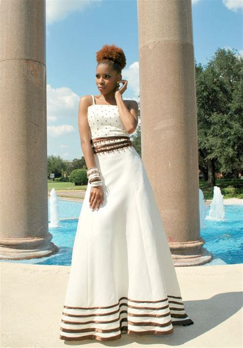 Bridal designer Kimma Wreh is from the country of Liberia