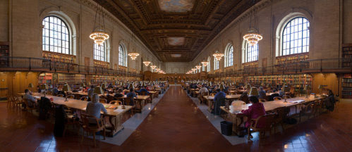 The Rose Main Reading Room, Stephen A. Schwarzman Building
