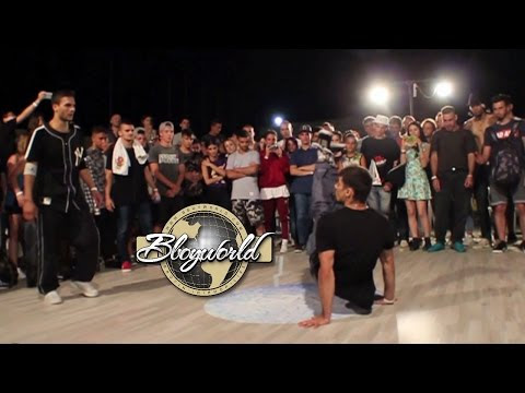 LUCKY LOOK vs GIMNAST | 1on1 FINAL | WHO'S THE ONE? 2016