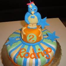 Pasteles personalizados en cumpleaños infantiles
