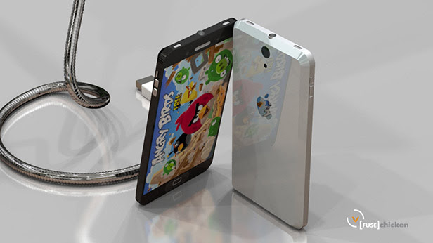 22 Is This The iPhone 5? New LiquidMetal iPhone Concept Surfaces On The Web