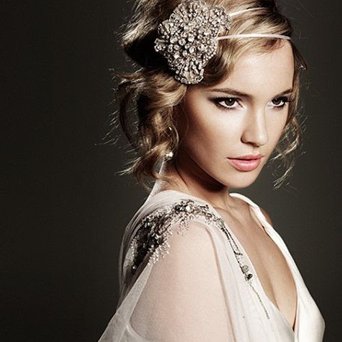 31 Great Gatsby inspired hairstyles and Hair accessories ...