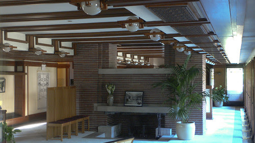 Robie House interior by DaseinDesign, on Flickr