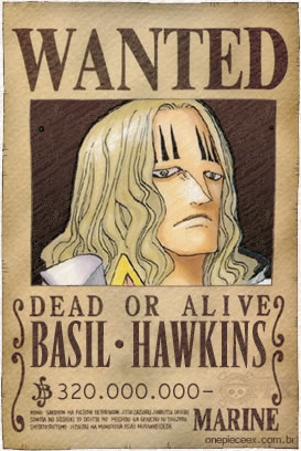 Hawkins Wanted