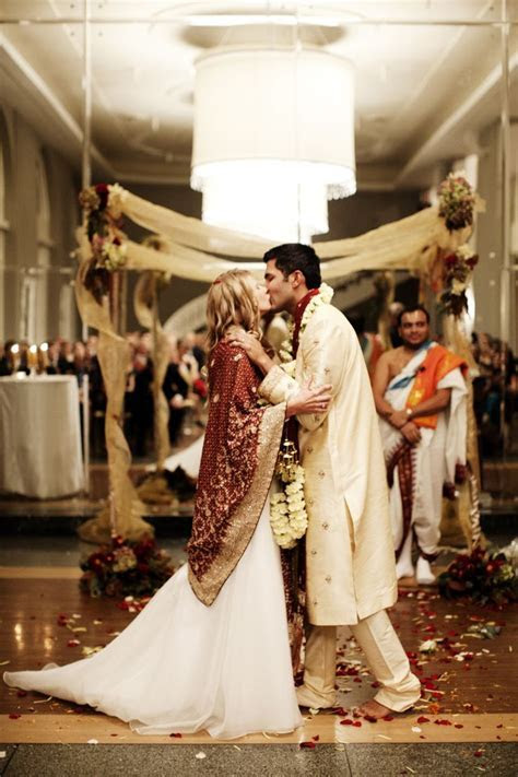 25  best ideas about Indian fusion wedding on Pinterest