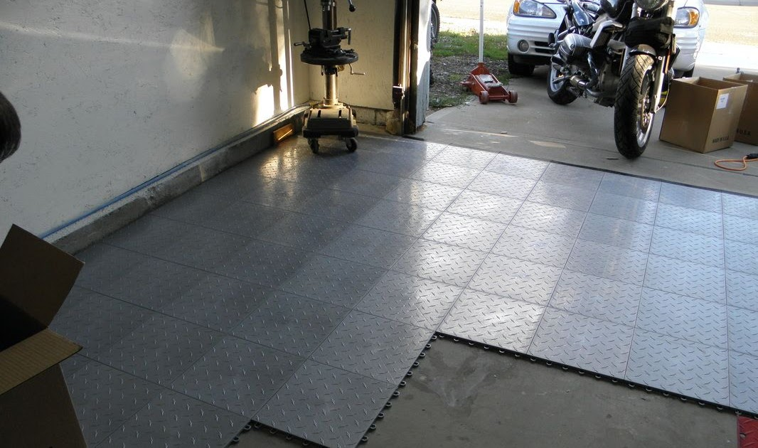 Flooring Tiles Motofloor Modular, Motofloor Modular Garage Flooring Tiles