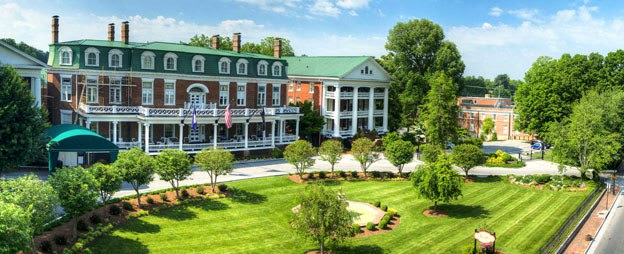 Image result for martha washington Inn