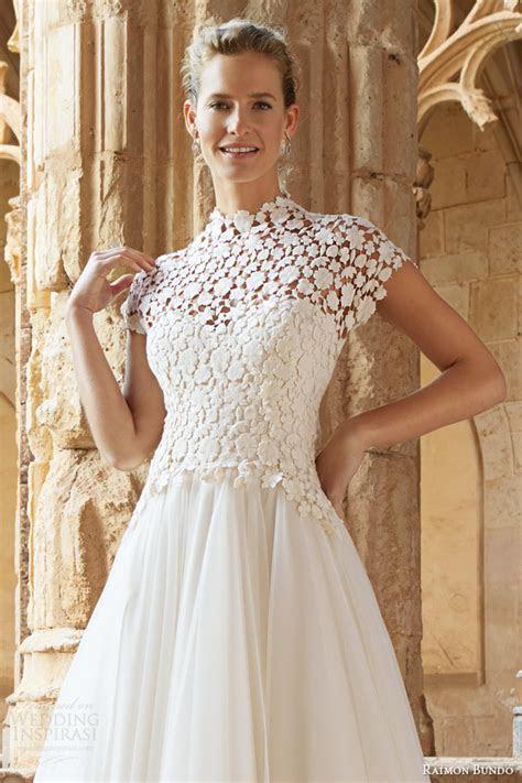 Raimon Bundo 2015 Wedding Dresses ? Natural Bridal