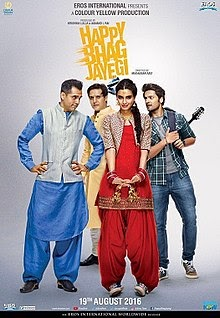Happy Bhag Jayegi 2016 Hindi Movie Watch Online | Bollywood Movie | Full Hindi Movie Watch Online.