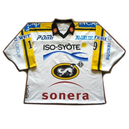 Karpat Oulu 03-04 jersey, Karpat Oulu 03-04 jersey