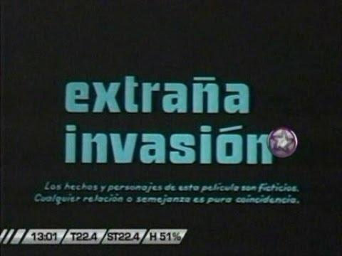 Extraña Invasión 1965