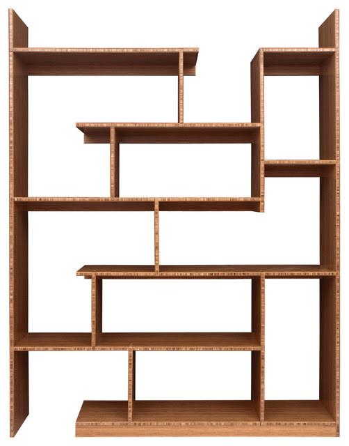 Bamboo Floating Shelves (14 Image)   Wall Shelves