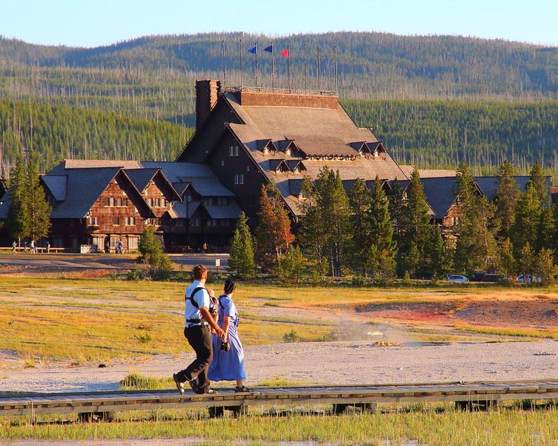IMG_5319 Old Faithful Inn, Yellowstone National Park