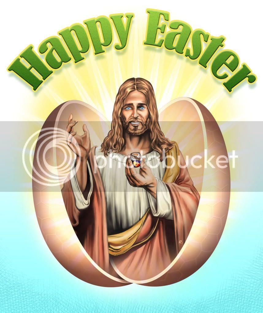 Illustration,Graeme Neil Reid,Easter