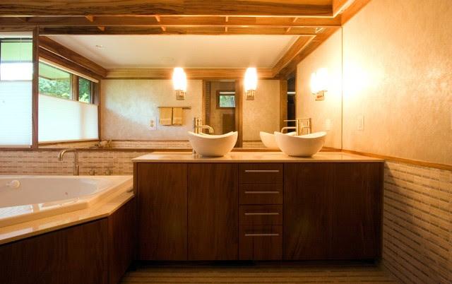 Luxury Modern Master Bath - modern - bathroom - minneapolis - by ...