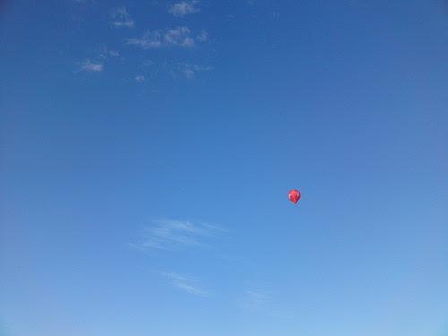 Small Red Ballon