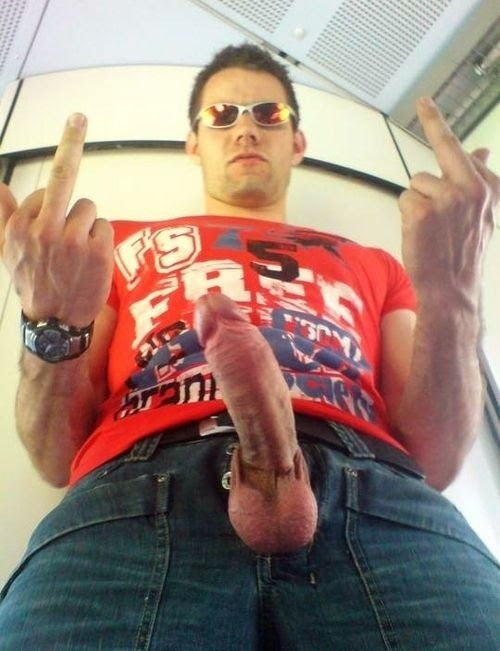 Bust That Cock Out Bro! 4