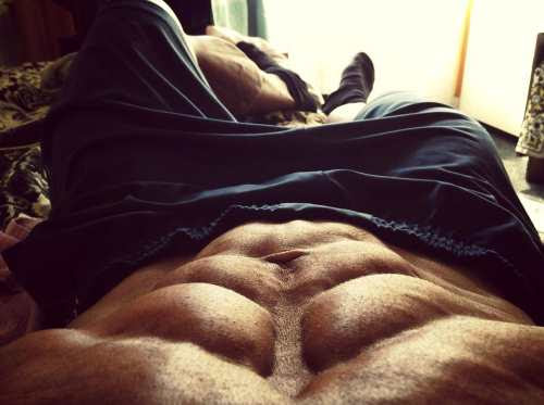body fat percentage abs visible