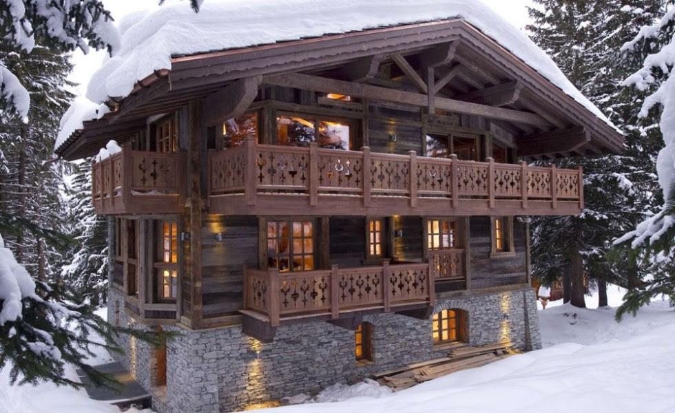 case in stil elvetian swiss style house plans 980x600