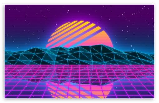 Genevaquartzfreeshipping Vaporwave Computer Wallpaper