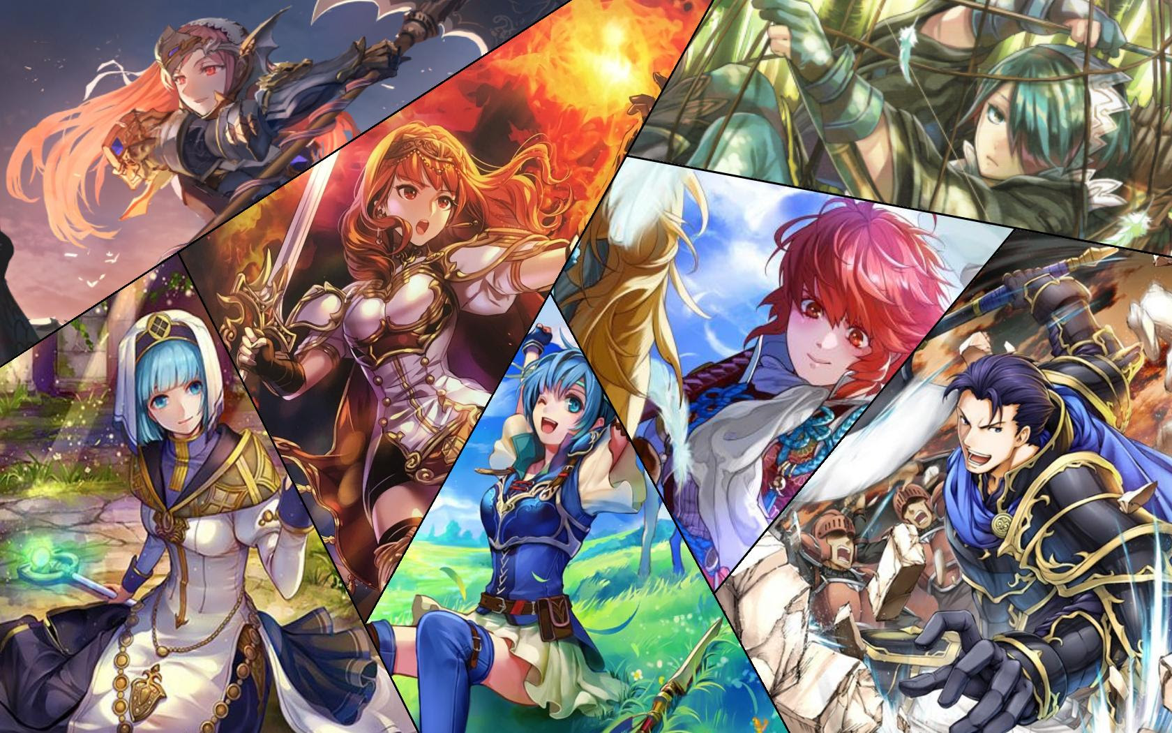 Best Wallpaper Fire Emblem Wallpaper Pc