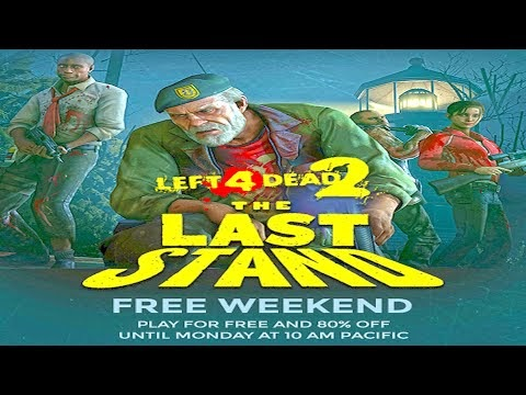 Free To Play Weekend Left 4 Dead 2