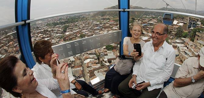 Alcalde Guerrero hace realidad el sueño del MIO Cable, este jueves