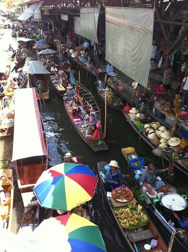 Floating Market Tour Saigon