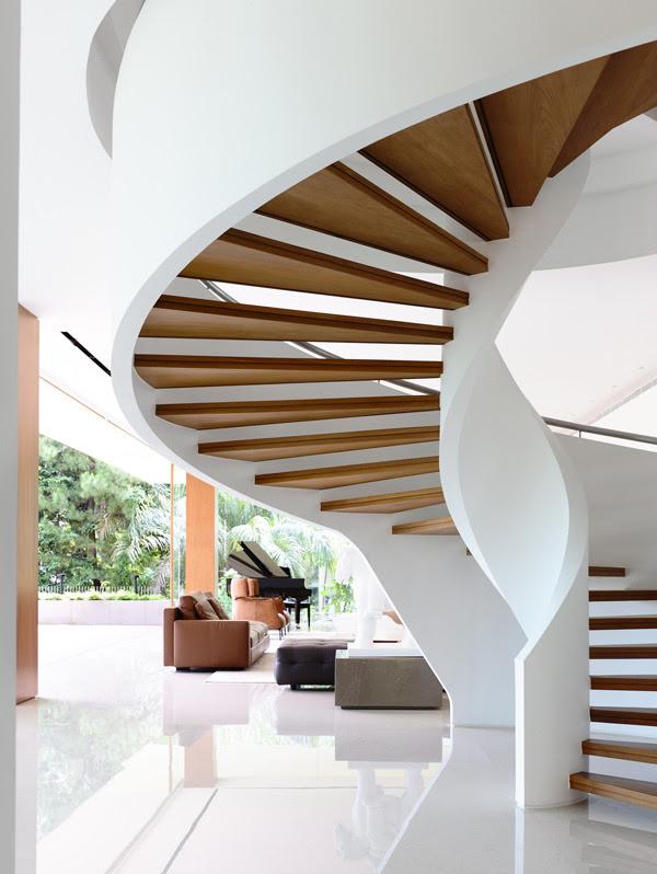 Diseño de escaleras #76