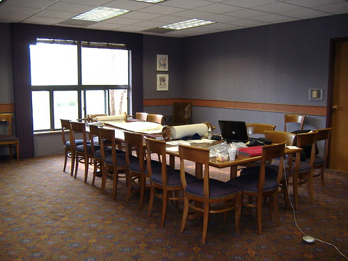 Soferet's St Louis workspace