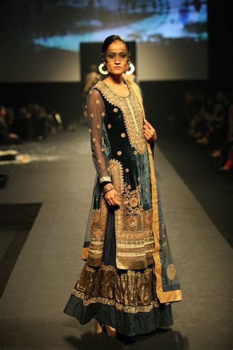 Long kurta(shirt) with lehenga (skirt) Beautiful, by