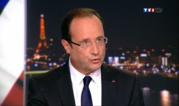 O Presidente reiterou que os vencimentos superiores a um milhão de euros serão taxados a 75%