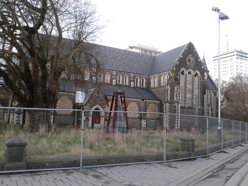 Cathedral Square cordons removed