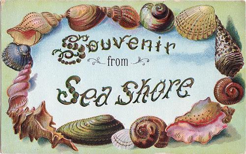 souvenir of beach