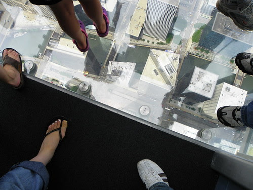 7.12.2009 Chicago Sears Skydeck (15)
